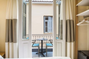 Standard Double Room, Athena hotel: Nafplion hotels rooms old city square